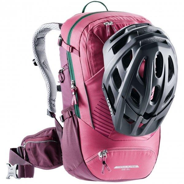 Deuter Trans Alpine 28 SL Backpack seagreen/forest backpack van Polyester