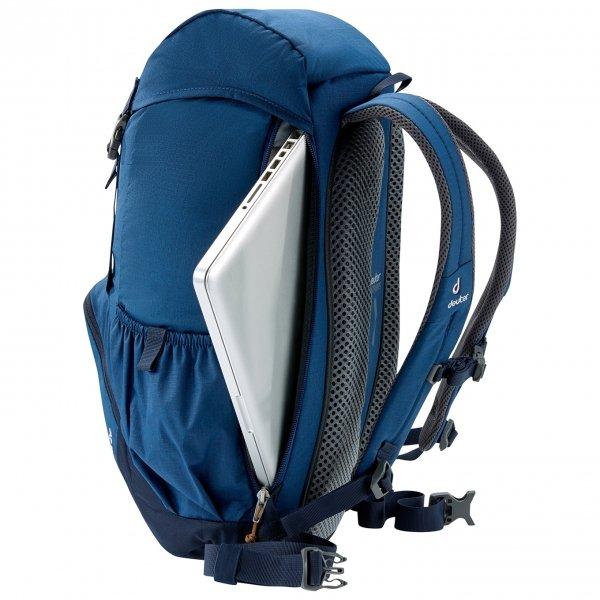 Deuter Walker 24 Daypack steel/navy backpack van Polyester