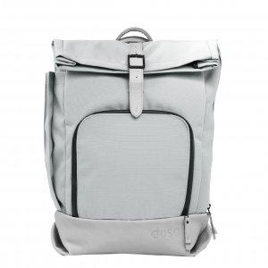 Dusq Family Bag Canvas cloud grey backpack