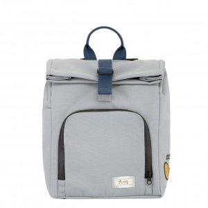 Dusq Mini Bag Canvas cloud grey/ocean blue