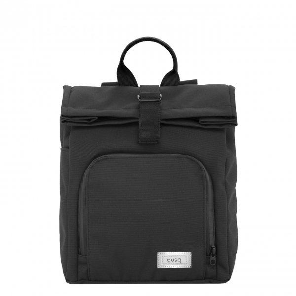Dusq Mini Bag Canvas night black/all black