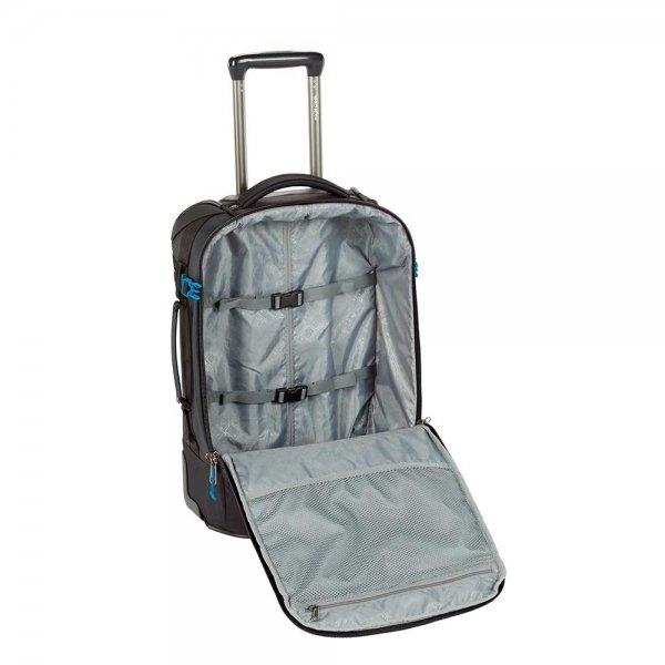 Eagle Creek Expanse Convertible International Carry-On black Handbagage koffer Trolley van Nylon