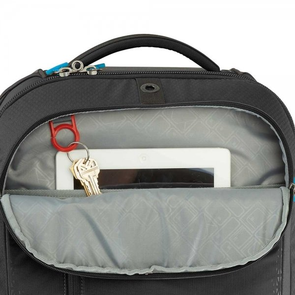 Eagle Creek Expanse International Carry-On black Zachte koffer