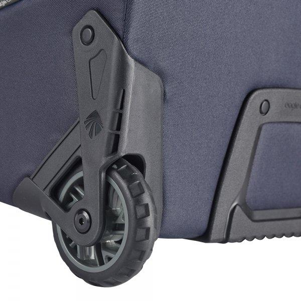 Eagle Creek Gear Warrior Wheeled Duffel 65L artic blue Handbagage koffer Trolley