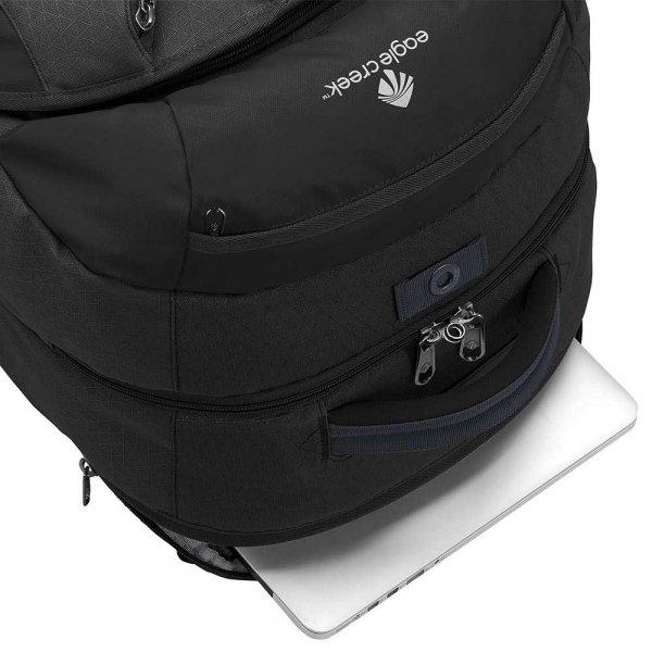 Eagle Creek Global Companion Travel Pack 65L W black backpack van Nylon