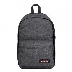 Eastpak Back To Work Rugzak black denim backpack