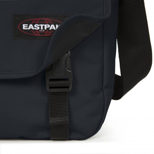 Eastpak Delegate + Schoudertas cloud navy van Polyester