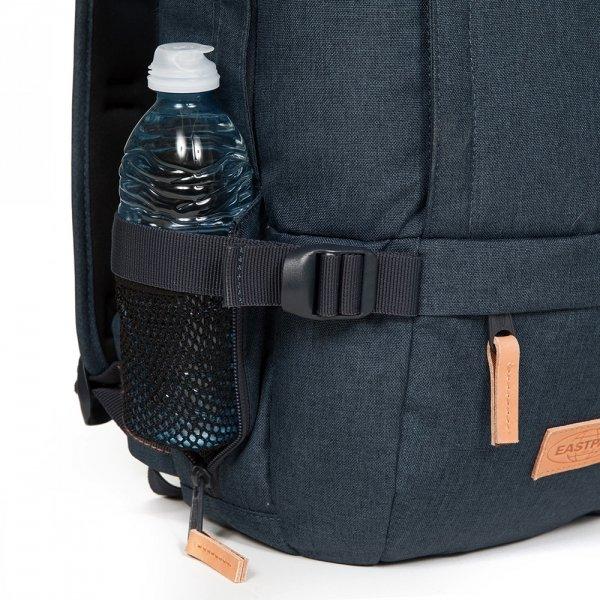 Eastpak Floid Rugzak cs triple denim backpack van Polyester