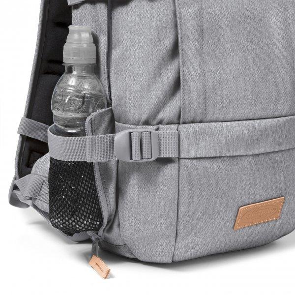 Eastpak Floid Rugzak sunday grey backpack van Polyester