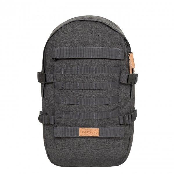 Eastpak Floid Tact L Rugzak black denim backpack