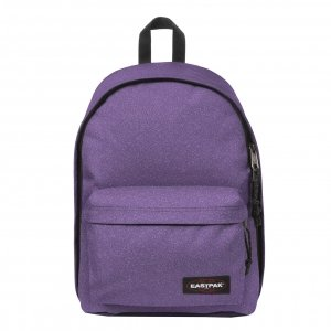 Eastpak Out Of Office Rugzak sparkly petunia backpack
