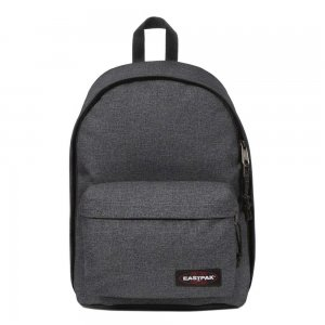 Eastpak Out of Office Rugzak black denim backpack