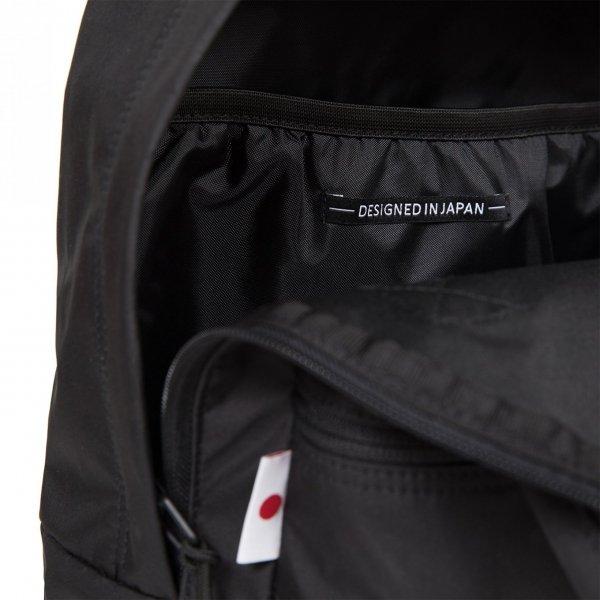 Eastpak Shop'r Streamed Rugzak / Shopper streamed black backpack van Polyester
