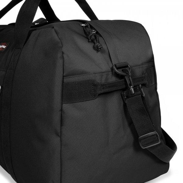 Eastpak Terminal Reistas + black Weekendtas van Polyester