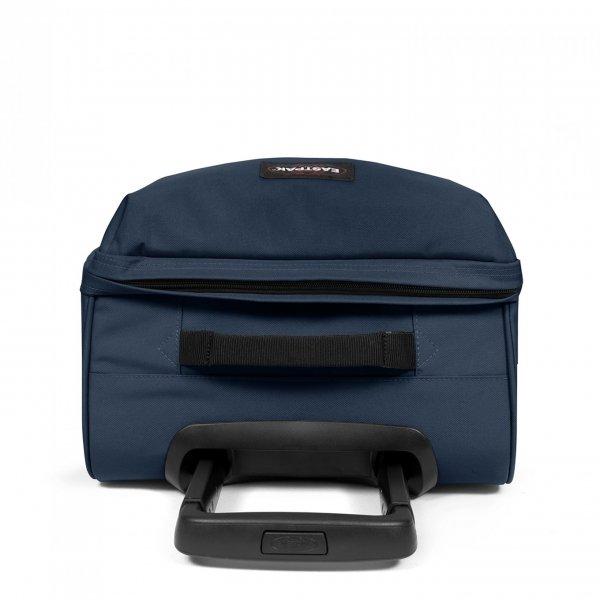 Eastpak Traf'Ik Light S frozen navy Handbagage koffer Trolley van Nylon