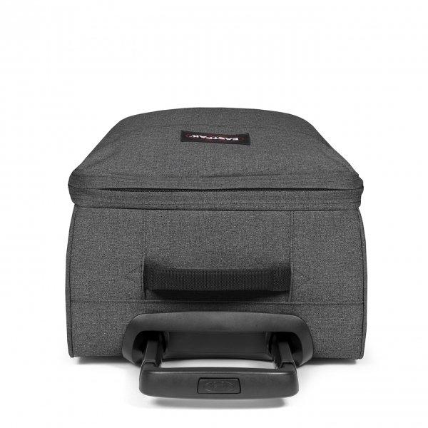 Eastpak Traf'ik 4 S black denim Zachte koffer van Polyester