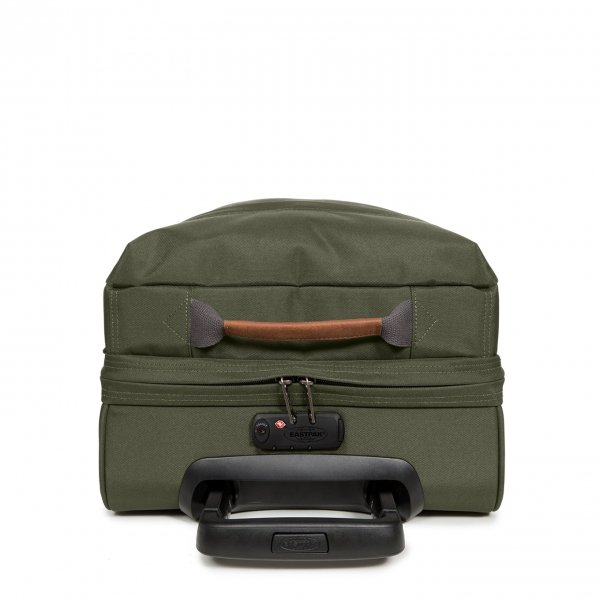 Eastpak Tranverz S graded jungle Handbagage koffer Trolley van Polyester