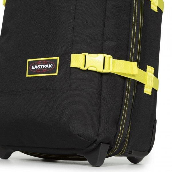 Eastpak Tranverz S kontrast lime Handbagage koffer Trolley van Polyester