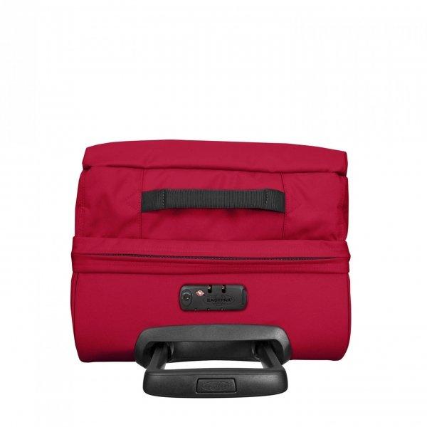 Eastpak Tranverz S sailor red Handbagage koffer Trolley van Polyester