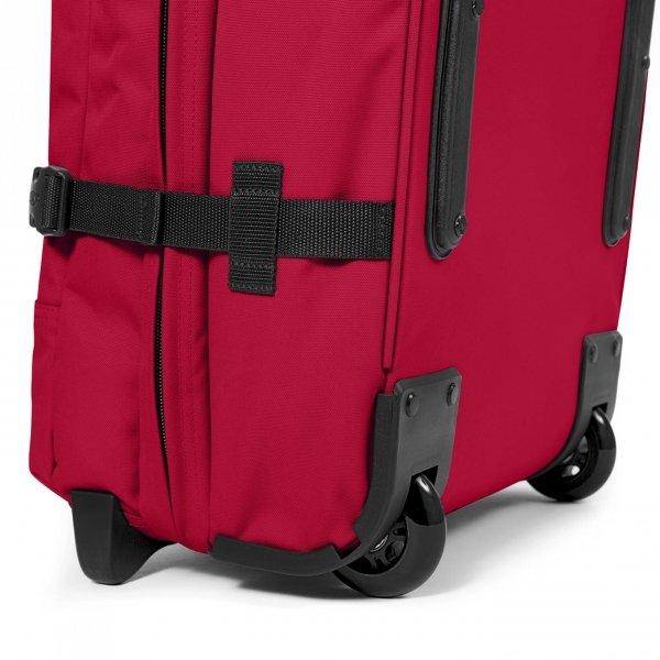Eastpak Tranverz S sailor red Handbagage koffer Trolley