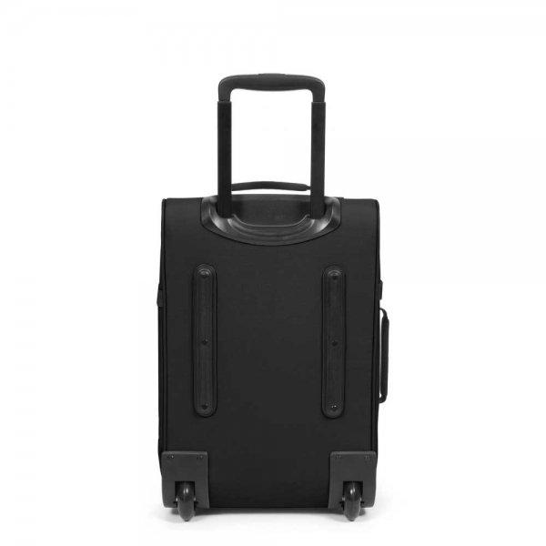 Eastpak Tranverz XS black Handbagage koffer Trolley van Polyester