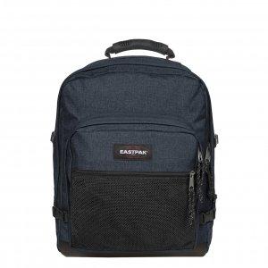 Eastpak Ultimate Rugzak triple denim backpack