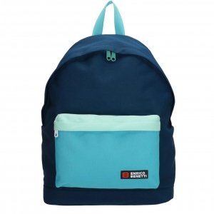 Enrico Benetti Amsterdam City Rugtas 14'' blauw2 backpack