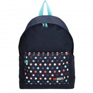 Enrico Benetti Amsterdam City Rugtas 14'' blauw3 backpack