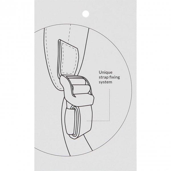 Enrico Benetti Berlin Rugtas 13'' kers backpack van Polyester