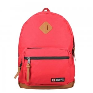 "Enrico Benetti Brasilia Laptop Rugzak 15.6"" red backpack"