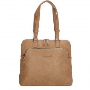 Enrico Benetti Caen Laptoptas / Business Tas 13'' taupe