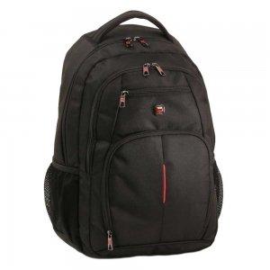 """Enrico Benetti Cornell Laptop Rugzak 17"""" black2 backpack"""