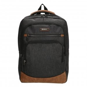 Enrico Benetti Dublin Rugtas 15'' grijs2 backpack