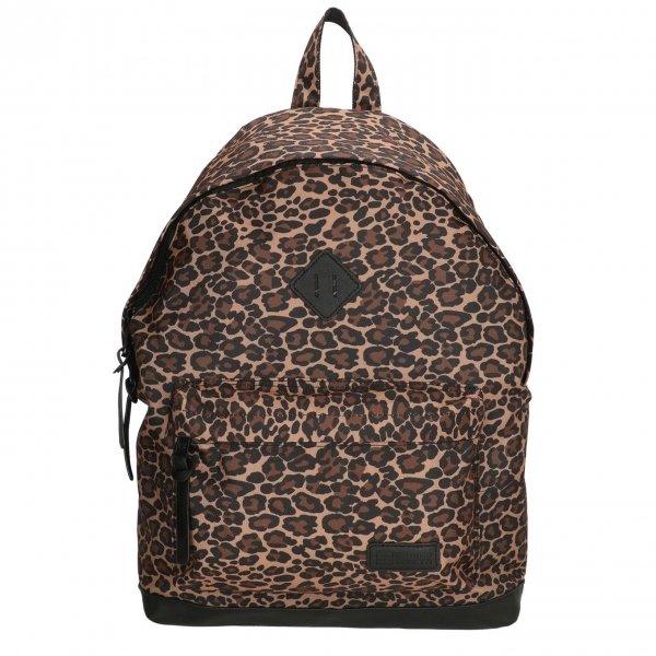 "Enrico Benetti Londen Rugzak 14"" panter backpack"