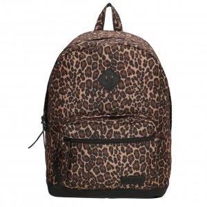 "Enrico Benetti Londen Rugzak 15"" panter backpack"