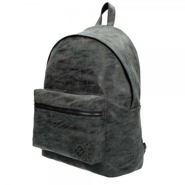 Enrico Benetti Madrid Rugzak black backpack van PU