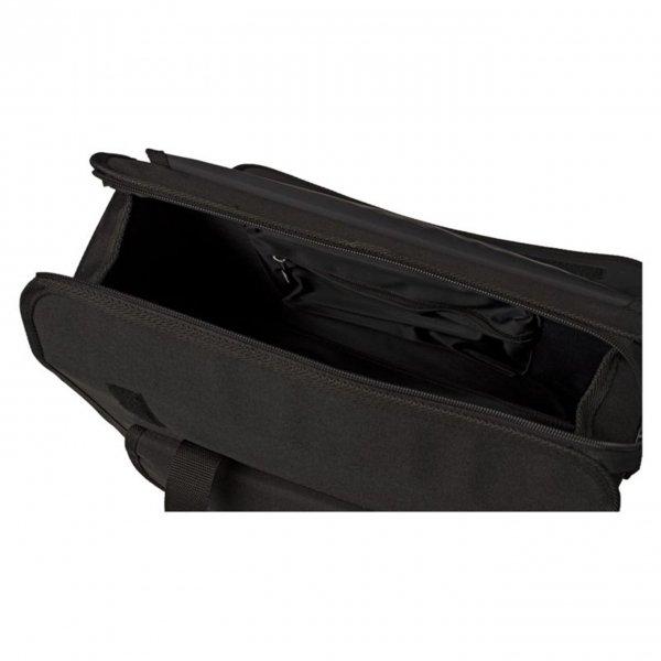 Fastrider Shopper Luxe Fietstas zwart van Polyester