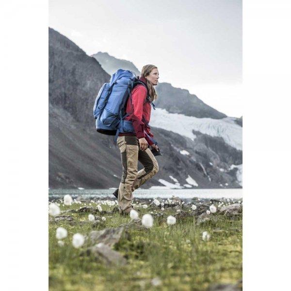 Fjallraven Abisko 65W stone grey backpack