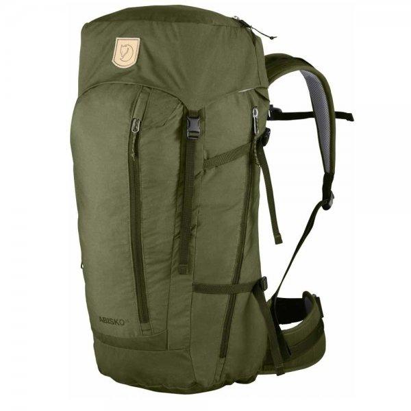 Fjallraven Abisko Hike 35 green backpack