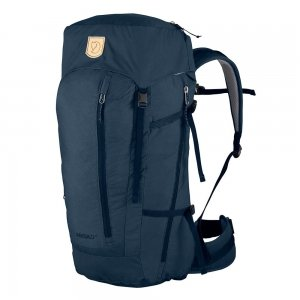 Fjallraven Abisko Hike 35 navy backpack