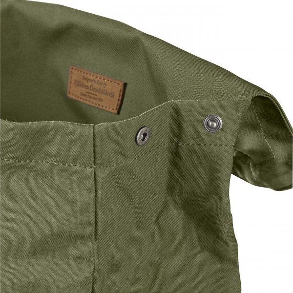 Fjallraven Foldsack No.1 black backpack van Vinylon