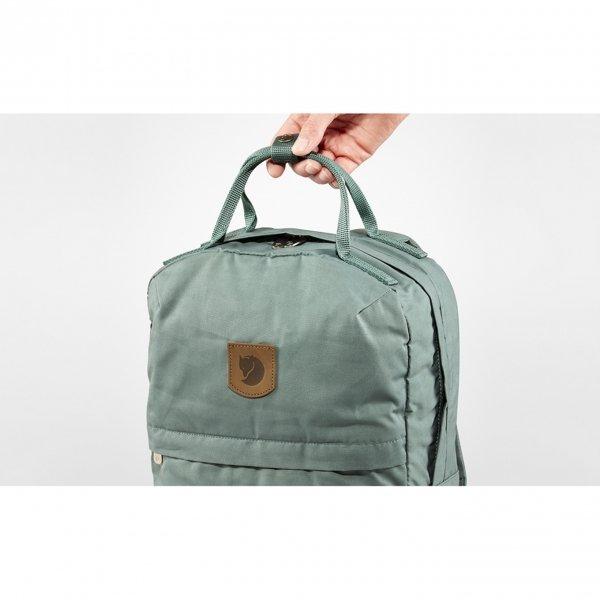 Fjallraven Greenland Zip Backpack dahlia backpack van Polyester