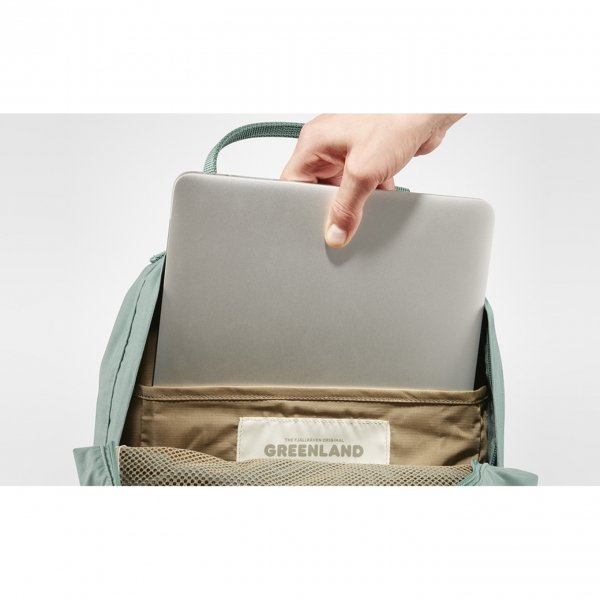 Fjallraven Greenland Zip Backpack dahlia backpack