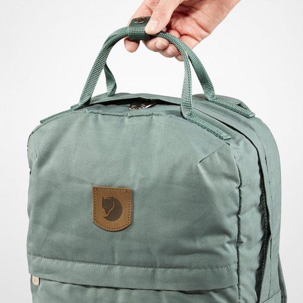 Fjallraven Greenland Zip Backpack deep forest backpack van Polyester