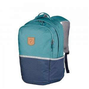 Fjallraven High Coast Kids Rugzak lagoon-navy backpack