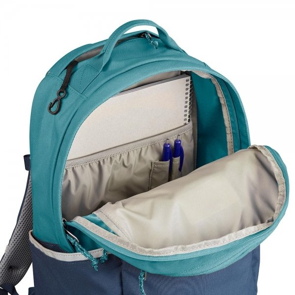 Fjallraven High Coast Kids Rugzak lagoon-navy backpack van Polyester