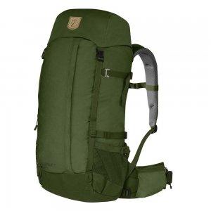 Fjallraven Kaipak 38 pine green backpack