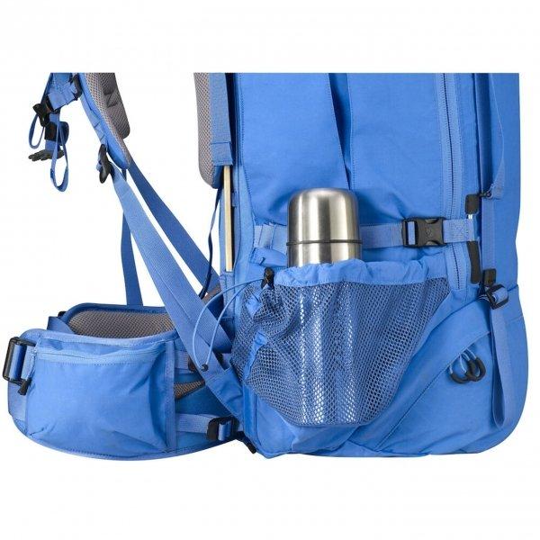 Fjallraven Kajka 65 W graphite backpack van Polyester