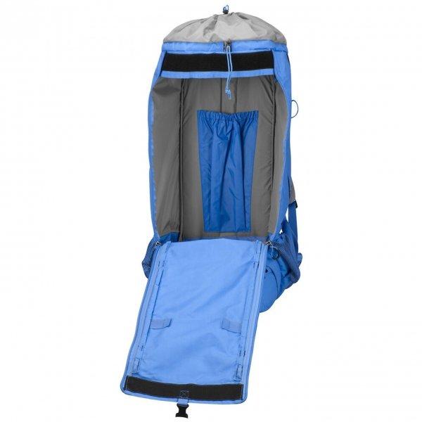 Fjallraven Kajka 65 black backpack van Polyester