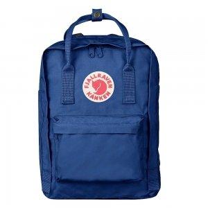 """Fjallraven Kanken Laptop 13"""" Rugzak deep blue backpack"""